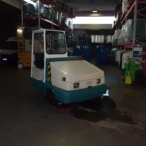 Spazzatrice TE 355E