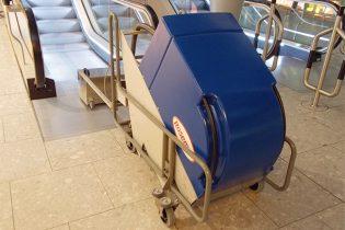 Rotomac di Rosemor - pulizia scale mobili