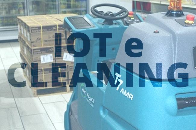 Iot e Cleaning - sarà davvero una rivoluzione?
