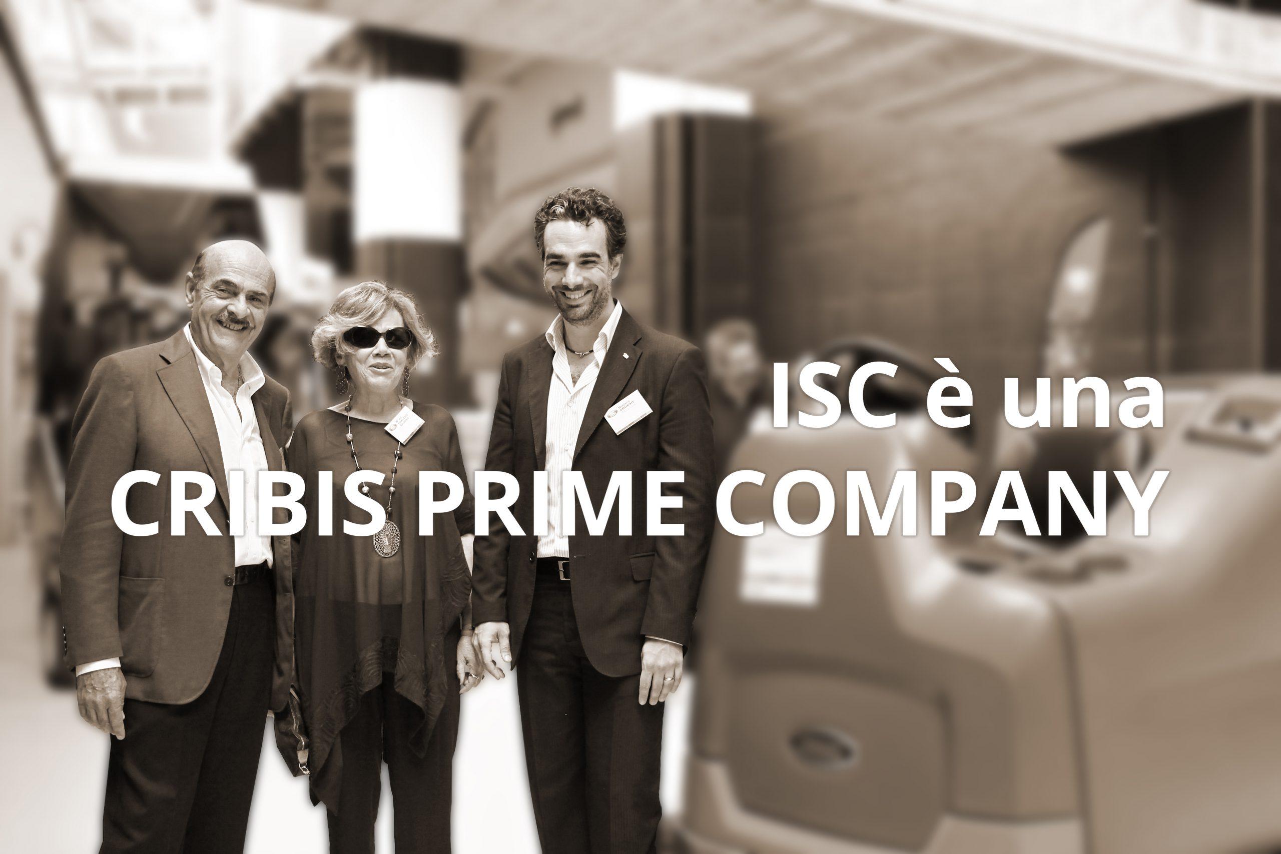ISC è una CRIBIS PRIME COMPANY