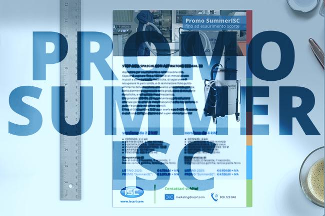 Promo SummerISC