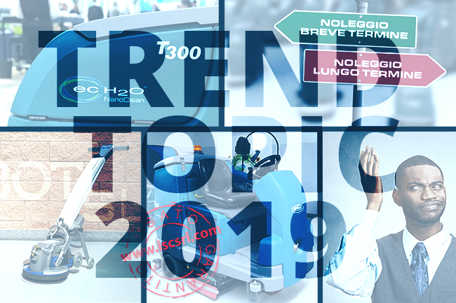 Trend topic ISC 2019